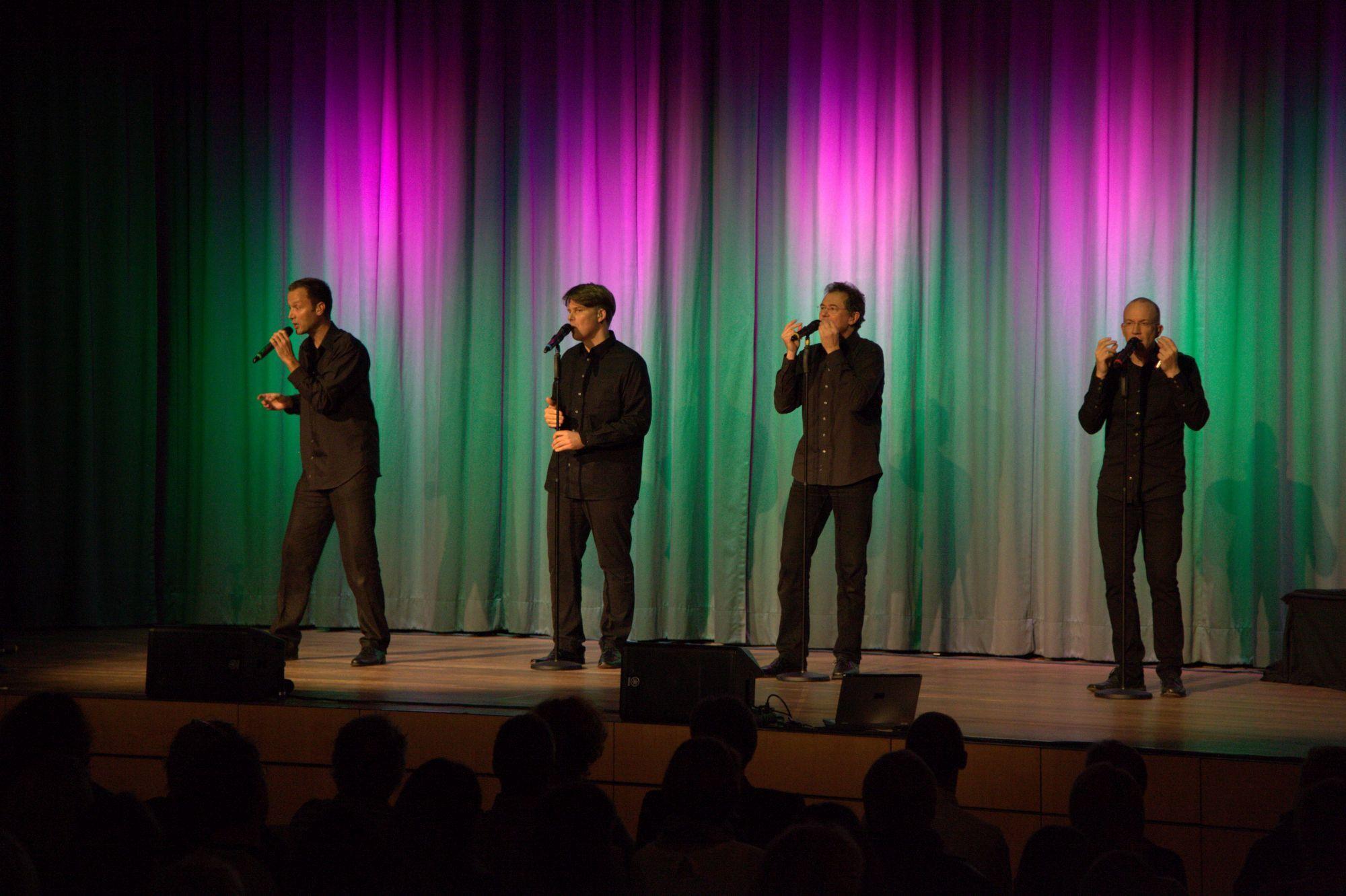 Foto von VoiceNet a capella