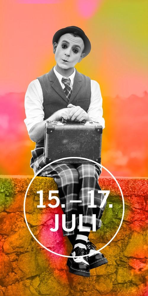 zum Programm vom Wochenende 15. - 17. Juli 2021