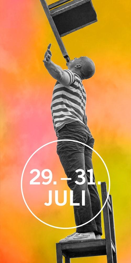 zum Programm vom Wochenende 29. - 31. Juli 2021