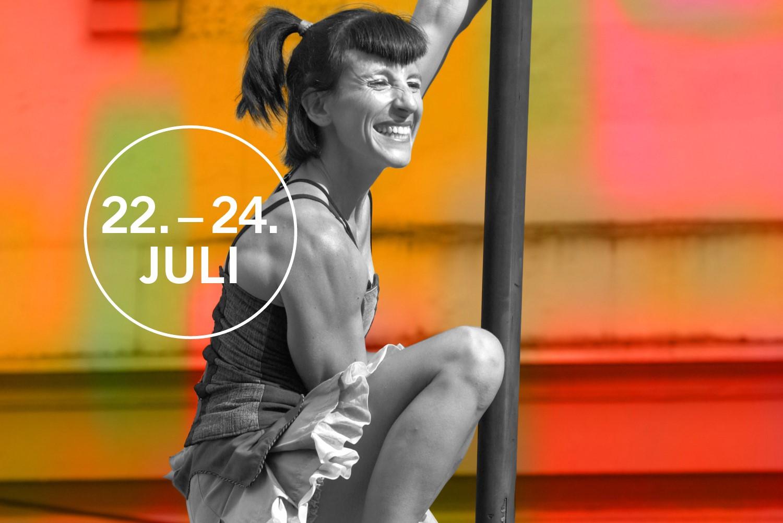 zum Programm vom Wochenende 24. - 26. Juli 2021