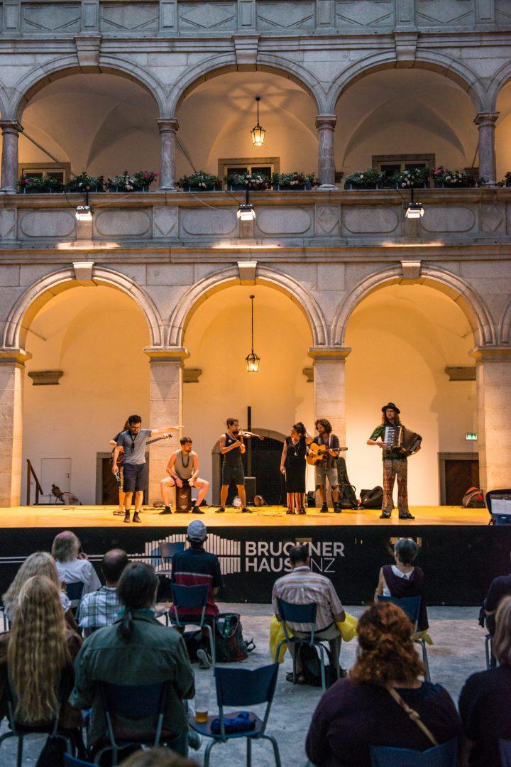 Landhaus Musikspot